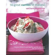 50 Great Curries of Thailand (BOK)