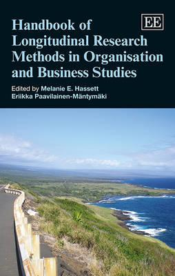 Handbook of Longitudinal Research Methods in Organisation an (BOK)