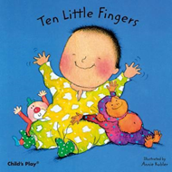Ten Little Fingers (BOK)