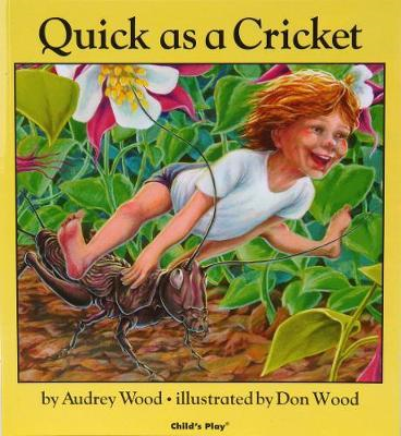 Quick as a Cricket (BOK)