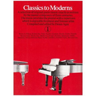 Classics To Moderns Book 1 (BOK)