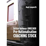 British Railways GWR/LNER Pre-Nationalisation Coaching Stock (BOK)