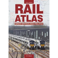 Produktbilde for Rail Atlas of Great Britain and Ireland (BOK)