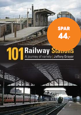 101 Railway Stations - A Journey of Variety (BOK)