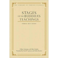 Stages of the Buddha's Teachings (BOK)