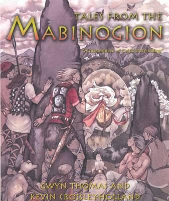 Tales from the Mabinogion (BOK)