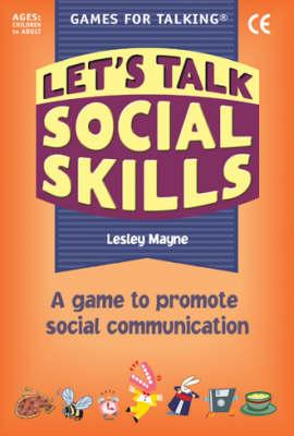 Let's Talk Social Skills: A Game to Promote Social Communication (BOK)