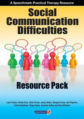 Social Communication Difficulties Resource Pack (BOK)