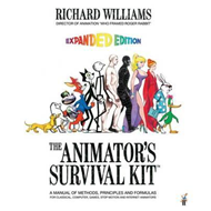 Animator's Survival Kit (BOK)