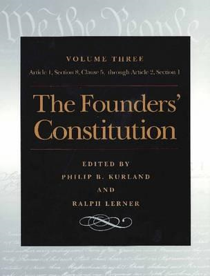Founders' Constitution (BOK)