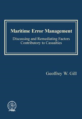 Maritime Error Management (BOK)