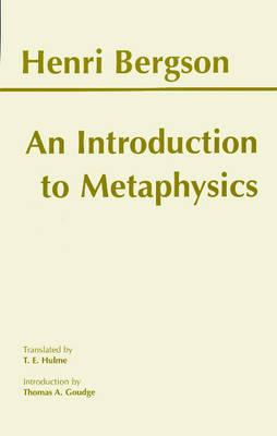 Introduction to Metaphysics (BOK)