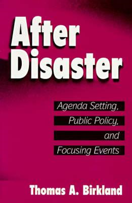 After Disaster (BOK)