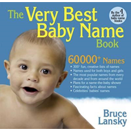 The Very Best Baby Name Book (BOK)