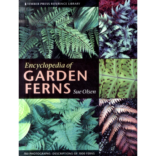 Encyclopedia of Garden Ferns (BOK)