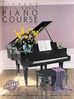 Alfred's Basic Adult Piano Course (BOK)