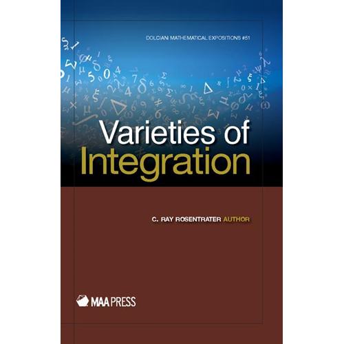 Varieties of Integration (BOK)