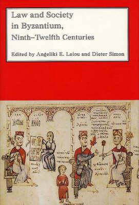 Law and Society in Byzantium (BOK)