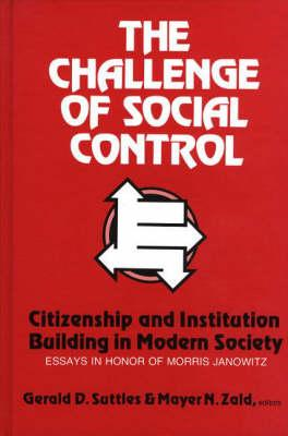 Challenge of Social Control (BOK)