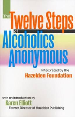 Twelve Steps of Alcoholics Anonymous (BOK)