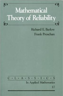 Mathematical Theory of Reliability (BOK)