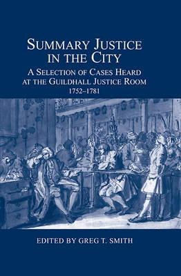 Summary Justice in the City (BOK)
