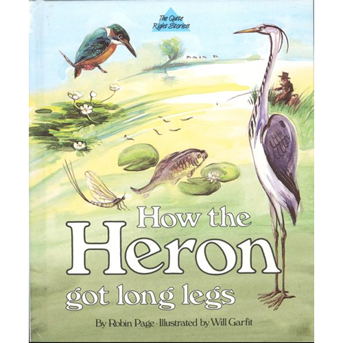 How the Heron Got Long Legs (BOK)