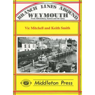 Branch Lines Around Weymouth (BOK)