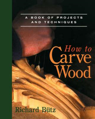 How to Carve Wood (BOK)