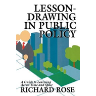 Lesson Drawing in Public Policy (BOK)