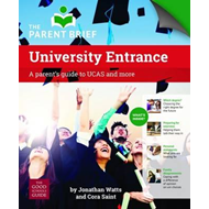 UCAS: A Parent's Guide to UK University Entrance (BOK)