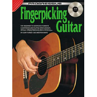 Progressive Fingerpicking Guitar (BOK)