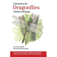 Field Guide to the Dragonflies of Britain and Europe (BOK)