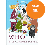 Produktbilde for Who Will Comfort Toffle? (BOK)