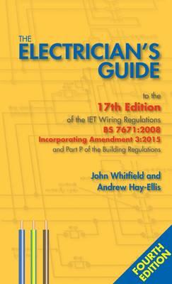 Electrician's Guide to the 17th Edition of the Iet Wiring Re (BOK)