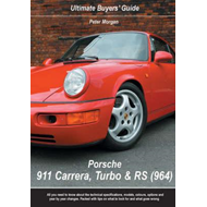 Porsche 911 Carrera, Turbo and RS (964) (BOK)
