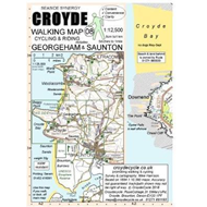 Croyde Walking Map (BOK)