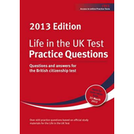 Life in the UK Test: Practice Questions (BOK)
