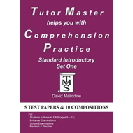Tutor Master Helps You with Comprehension Practice - Standar (BOK)