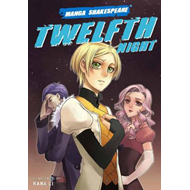 Manga Shakespeare Twelfth Night (BOK)