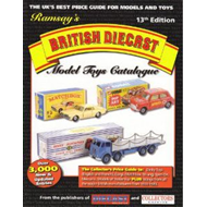 Ramsay's British Diecast Model Toys Catalogue (BOK)