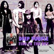 Produktbilde for Deep Purple: Fire in the Sky (BOK)