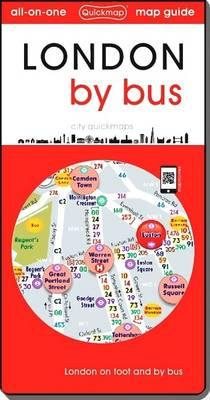 London by Bus: London on Foot and by Bus (BOK)