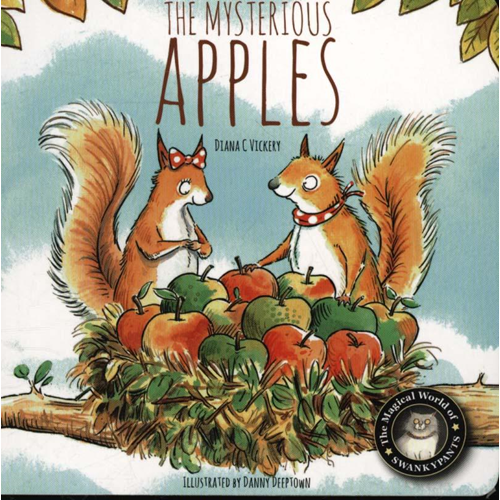 Mysterious Apples (BOK)