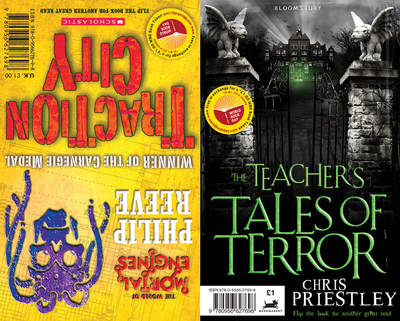 Teacher's Tales of Terror/Traction City WBD Pack (BOK)