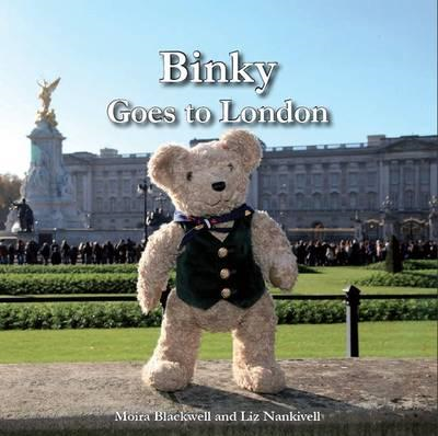 Binky Goes to London (BOK)