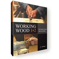 Working Wood 1 & 2: the Artisan Course with Paul Sellers (BOK)