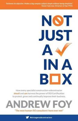 Not Just a Tick in a Box (BOK)