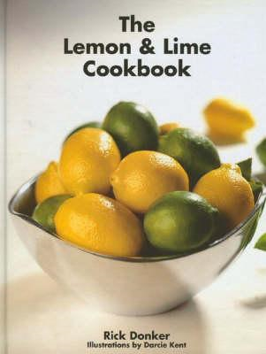 The Lemon and Lime Cookbook (BOK)