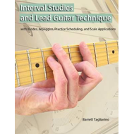 Interval Studies and Lead Guitar Technique (BOK)